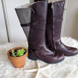 Teva Waterproof Leather Boots